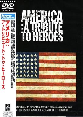 【中古】洋楽DVD オムニバス/アメリカ:ア・トリビュート・トゥ・ヒーローズ