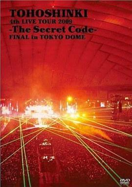 東方神起/4th LIVE TOUR 2009 ~The Secret Code~FINAL in TOKYO DOME