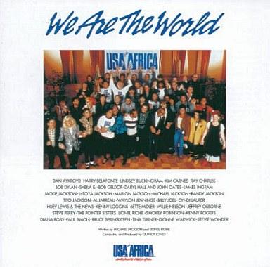 USA.フォー・アフリカ/We Are Th...