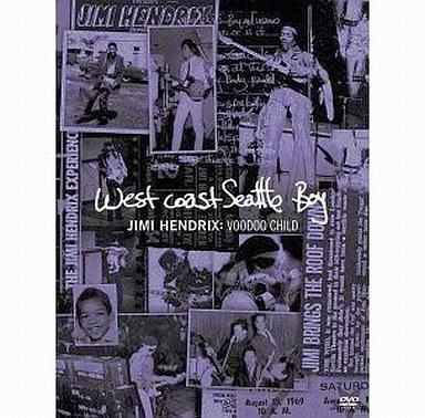 【中古】洋楽DVD ジミ・ヘンドリックス / ウェスト・コースト・シアトル・ボーイ