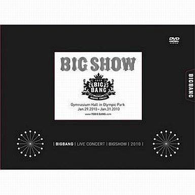 【中古】洋楽DVD BIGSHOW BIGBANG LIVE CONCERT 2010