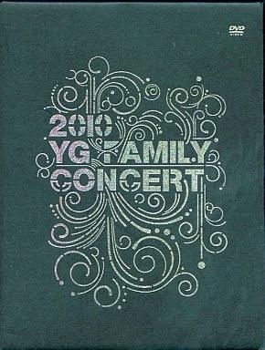 【中古】洋楽DVD YG FAMILY LIVE CONCERT 2010 DVD + MAKING BOOK