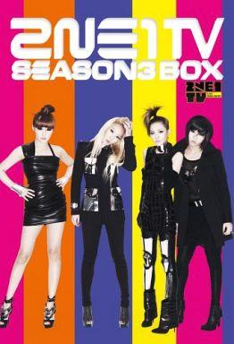 【中古】洋楽DVD 2NE1 TV SEASON3 BOX