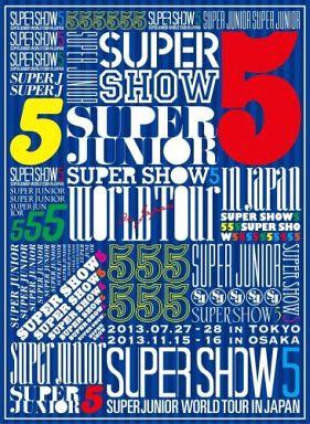 【中古】洋楽DVD SUPER JUNIOR / WORLD TOUR SUPER SHOW5 LIVE in JAPAN[初回生産限定盤]