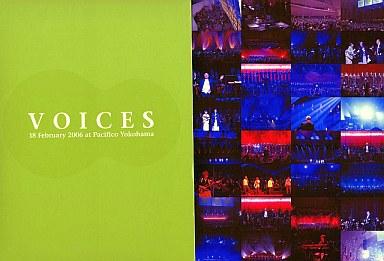 【中古】邦楽DVD VOICES music from FINAL FANTASY ファイナルファンタジー プレミアム・オ-ケストラ コンサ-ト [限定版]