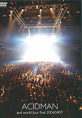 ACIDMAN/and world tour final 2...