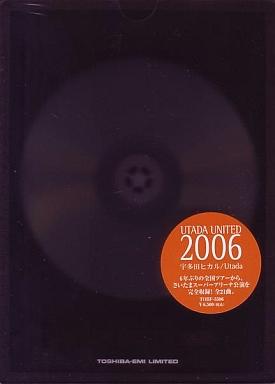 【中古】邦楽DVD 宇多田ヒカル / UTADA UNITED 2006