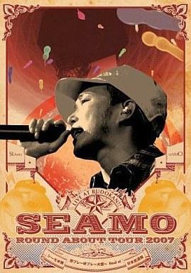 【中古】邦楽DVD SEAMO / Round About Tour?2007年 シーモ半期 珍プレー好プレー大賞? Final at 日本武道館