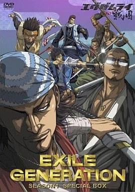 【中古】邦楽DVD EXILE/EXILE GENERATION SEASON1 SPECIAL BOX
