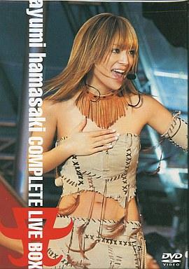 浜崎あゆみ / ayumi hamasaki COMPLETE LIVE BOX A + 特典DVD COUNTDOWN LIVE 2002-2003セット