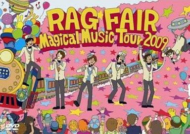 【中古】邦楽DVD RAG FAIR / Magical Music Tour2009