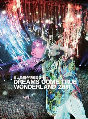 【中古】邦楽DVD ドリカム / 史上最強の移動遊園地 DREAMS COME TRUE WONDERLAND 2011[初回限定盤]