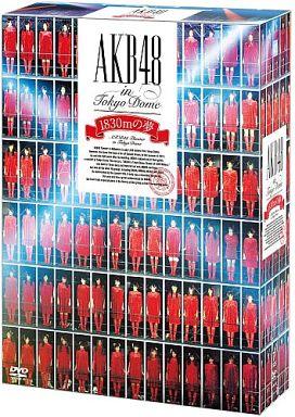 【中古】邦楽DVD AKB48 in TOKYO DOME?1830mの夢?スペシャルBOX[初回限定盤](生写真、トレカ欠け)