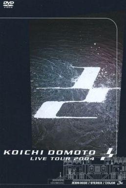 【中古】邦楽DVD 堂本光一 / KOICHI DOMOTO LIVE TOUR 2004 1/2[通常仕様]