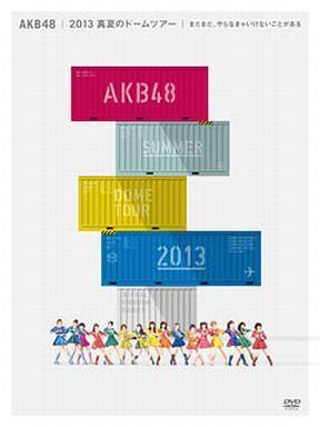 【中古】邦楽DVD AKB48/2013 真夏のドームツアー?まだまだ、やらなきゃいけないことがある?[スペシャルBOX 10枚組DVD](生写真欠け)
