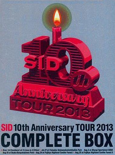 【中古】邦楽DVD シド / SID 10th Anniversary TOUR 2013 COMPLETE BOX