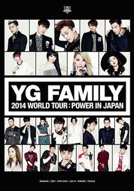 【中古】邦楽DVD YG FAMILY WORLD TOUR 2014 -POWER- in Japan