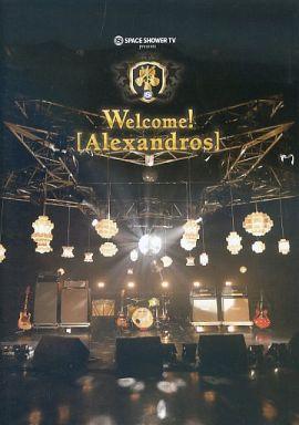 【中古】邦楽DVD Alexandros/SPACE SHOWER TV presents Welcome! [Alexandros]