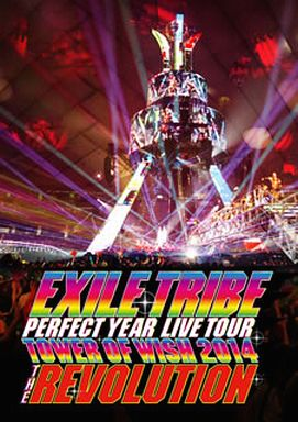 EXILE TRIBE STATION / PERFECT YEAR LIVE TOUR TOWER OF WISH 2014 ~THE REVOLUTION~