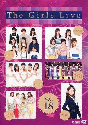 【中古】邦楽DVD The Girls Live Vol.18
