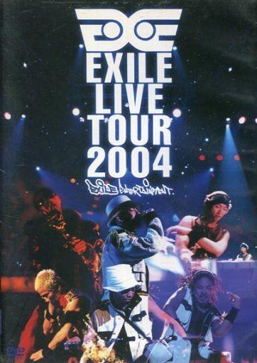 【中古】邦楽DVD ランクB)EXILE / ライブツアー2004エグザイルエンタテインメント