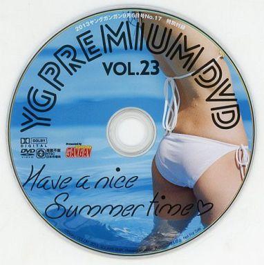 オムニバス / YG PREMIUM DVD Vol.23(2013ヤングガンガン9月6日号 No.17 特別付録)