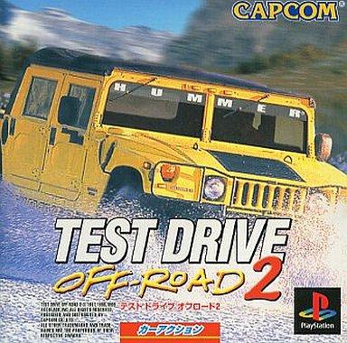 【中古】PSソフト テストドライブオフロード2