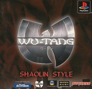 【中古】PSソフト Wu Tang(ウータン)