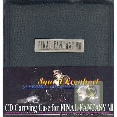【中古】PSハード CDキャリングケース for ファイナルファンタジー VIII