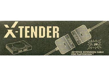 【中古】PSハード コントローラー用延長コードX-TENDER