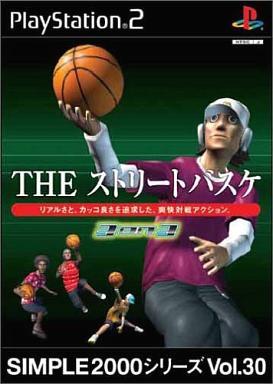 【中古】PS2ソフト THE ストリートバスケ 3 ON 3 SIMPLE2000シリーズ Vol.30