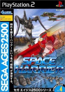 【中古】PS2ソフト SPACE HARRIER SEGA AGES 2500 シリーズ Vol.4