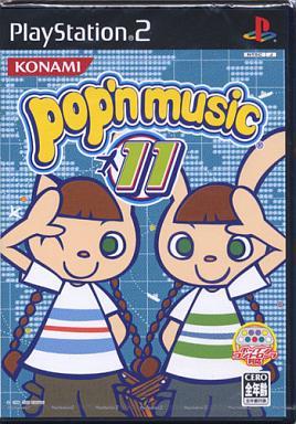 【中古】PS2ソフト ポップンミュージック 11