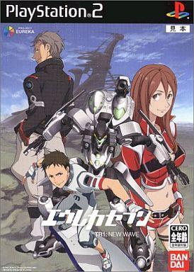 【中古】PS2ソフト エウレカセブン TR1:NEW WAVE