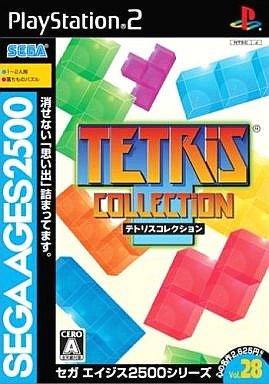 【中古】PS2ソフト SEGA AGES 2500 シリーズ Vol.28 テトリスコレクション