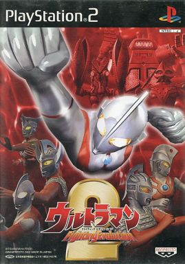 Ultraman Fighting Evolution 2 (state: lack of instruction)