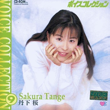 【中古】Win3.1 CDソフト ボイスコレクション9 丹下桜