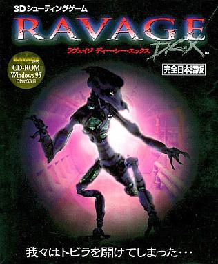 RAVAGE D.C.X (Raveji) Complete Japanese Version