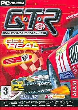 G.T.R FIA GT RACING GAME [EU version]