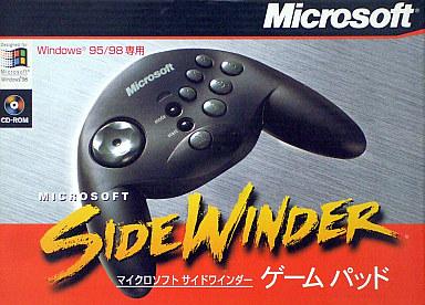 Sidewinder game pad