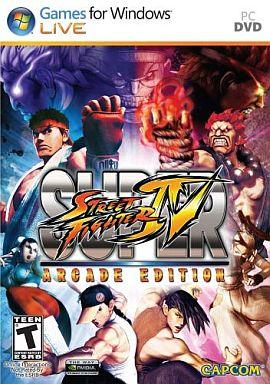 SUPER STREET FIGHTER IV ARCADE EDITION [North American Edition]