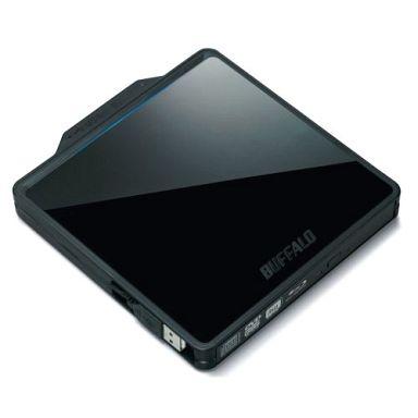 External Blu-ray Drive for USB2.0 (Crystal Black) [BRXL-PC6VU2-BK]