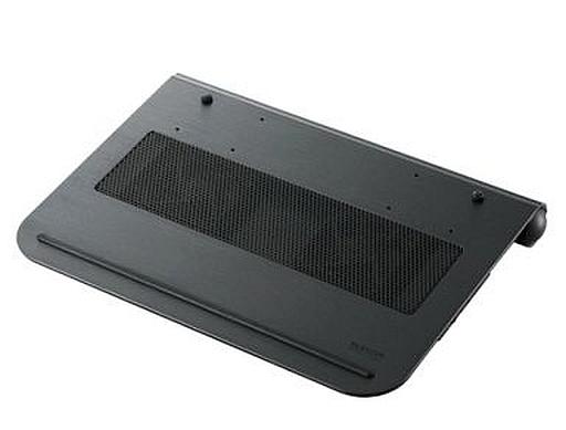 【中古】PCハード ノートパソコン用冷却台 冷え冷えクーラー 17型ワイド[SX-CL11LBK]
