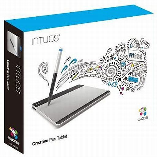 【中古】WindowsVisita/7/8ハード INTOUS pen small ペンタブレット [CTL-480/S1]