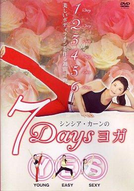 【中古】その他DVD 趣味/7days ヨガ