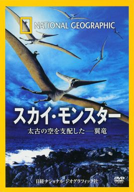 【中古】その他DVD ナショナル・ジオグラフィック/スカイモンスター 太古の空を支配した 翼竜