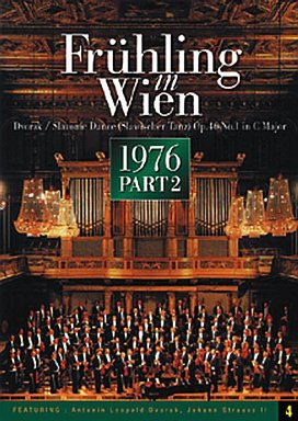 【中古】その他DVD クラシック/ウィーン交響楽団 ウィーンの春 ドヴォルザーク「スラヴ舞曲」/他