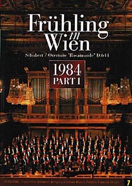 【中古】その他DVD クラシック/ウィーン交響楽団 ウィーンの春、 シューベルト「ロザムンデ」