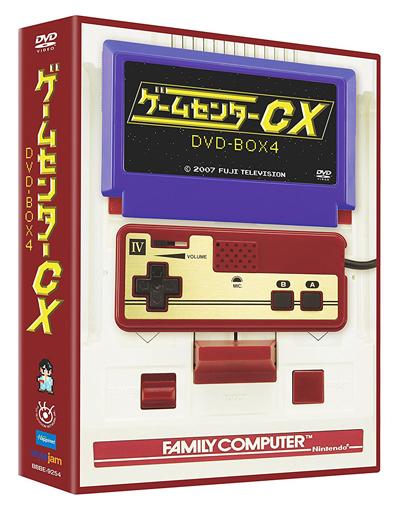 【中古】その他DVD ゲームセンターCX DVD-BOX 4