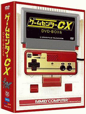 【中古】その他DVD ゲームセンターCX DVD-BOX 6